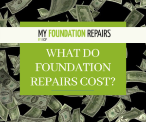 What Do Foundation Repairs Cost graphic
