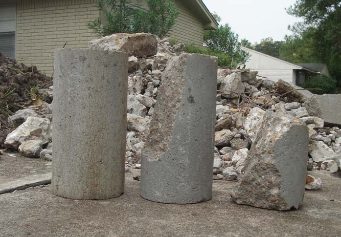 Concrete Pressed Piles