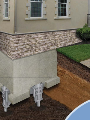 House Leveling Methods for a Settling Foundation