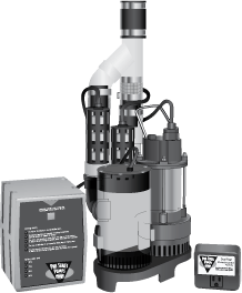 ECP Offering Zoeller Sump Pumps