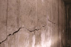 concrete cracks in Alaska