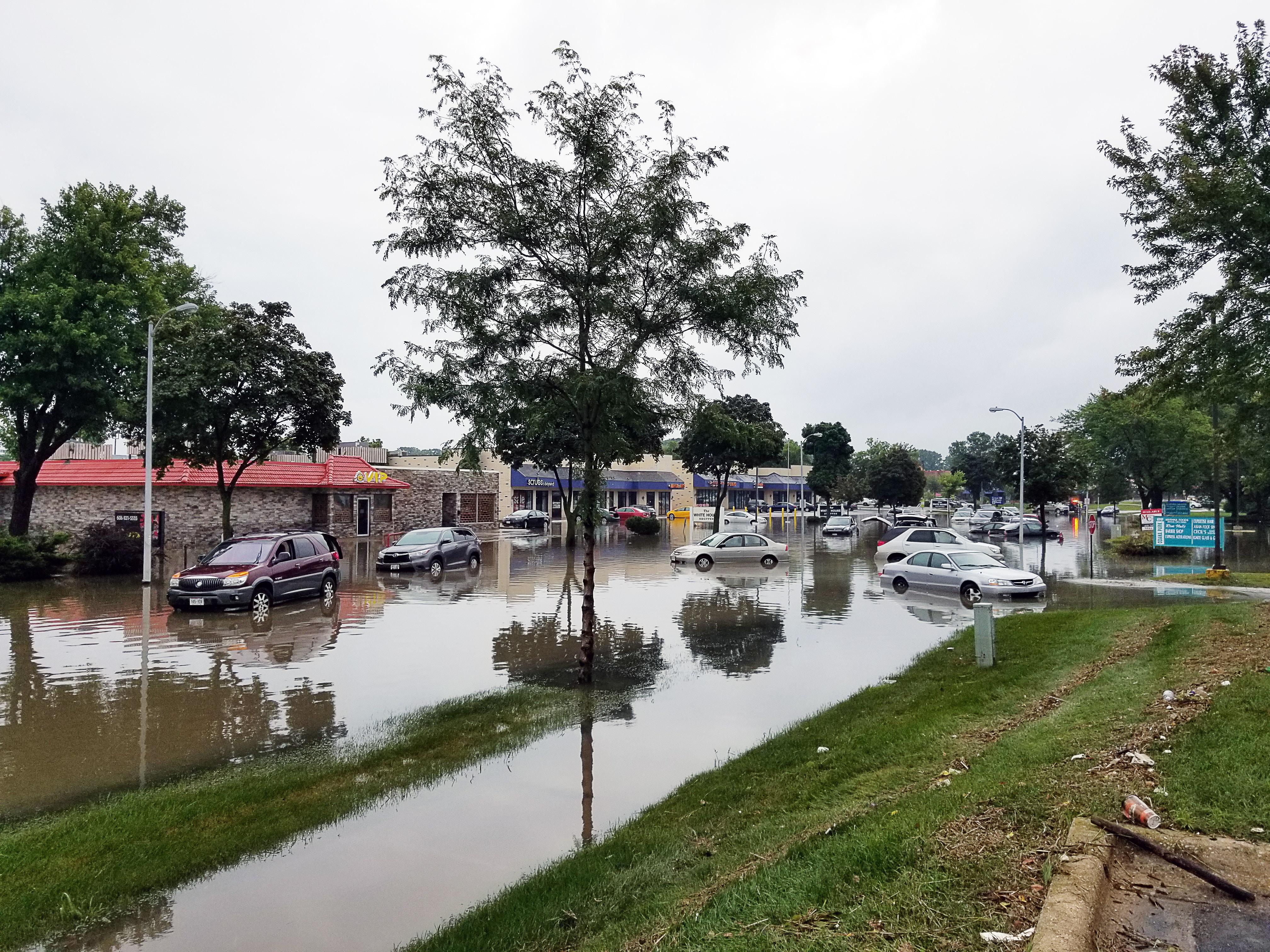 Flooding Along the Mississippi