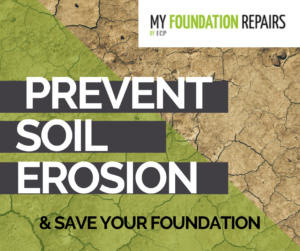 My Foundation Repairs - How to help prevent soil erosion around foundations