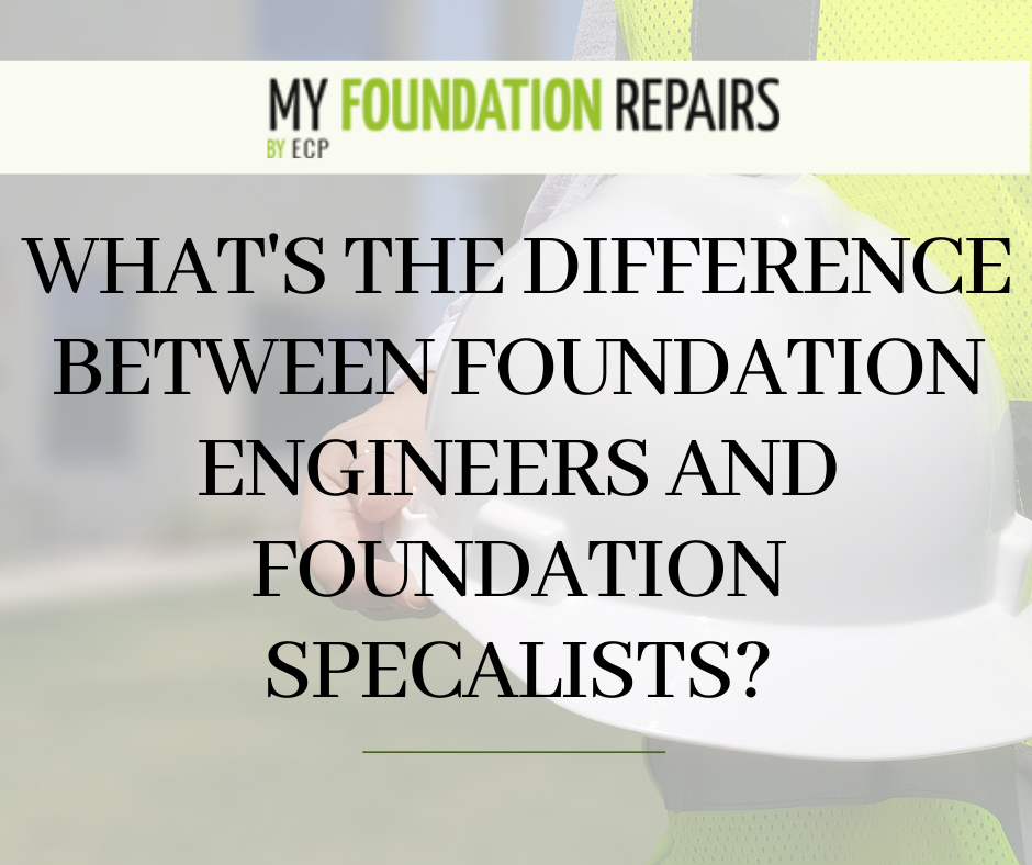 What's The Difference Between Foundation Engineers and Foundation Specialists?