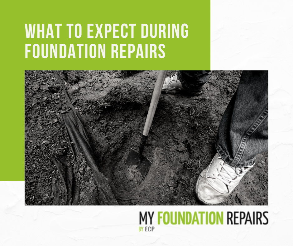 What To Expect During the Foundation Repair Process