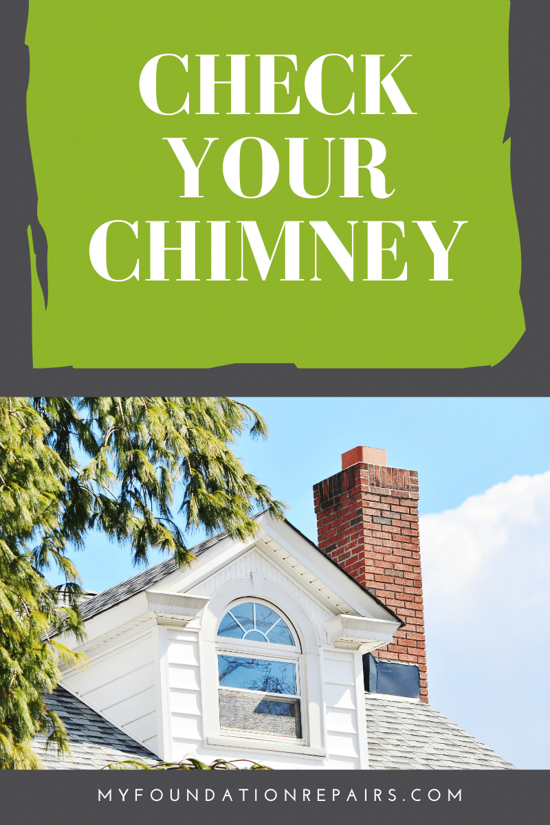 Time to Take Notice: Why a Leaning Chimney is a Sign of Foundation Failure