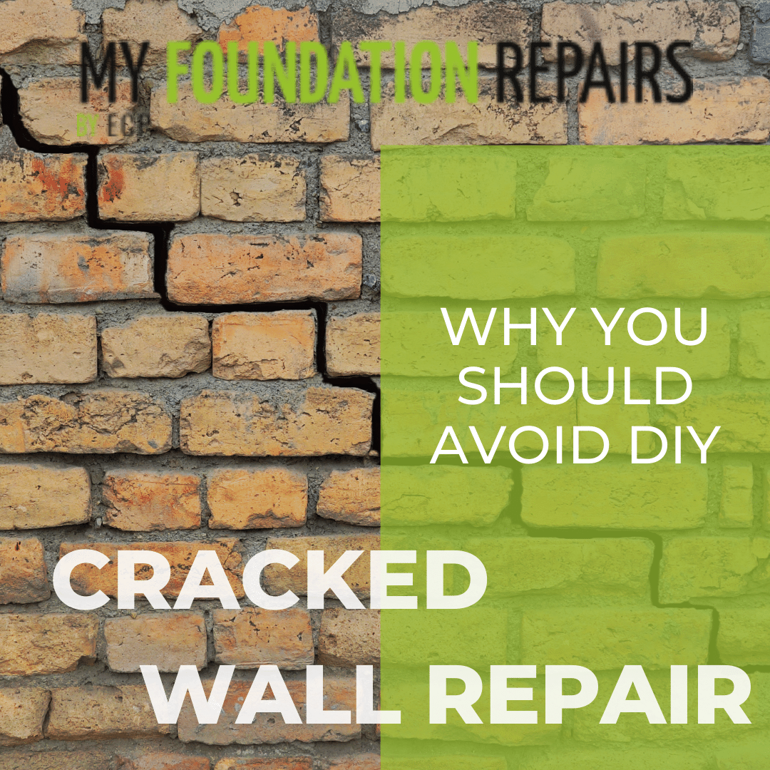 Cracked Foundation Repair: Why You Should Avoid DIY
