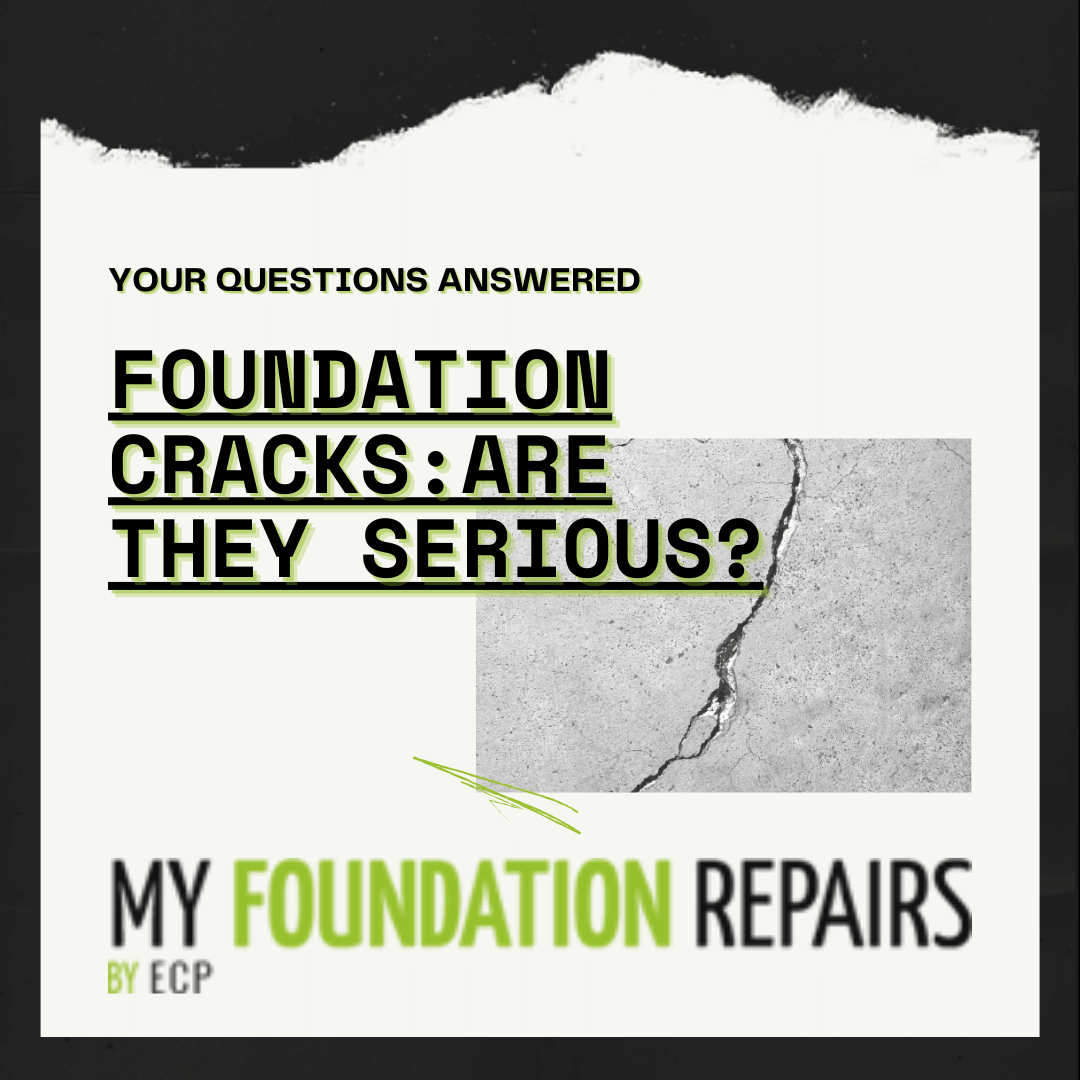Foundation Cracks: Are They Serious?