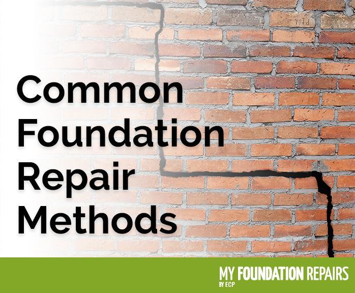 Common Foundation Repair Methods