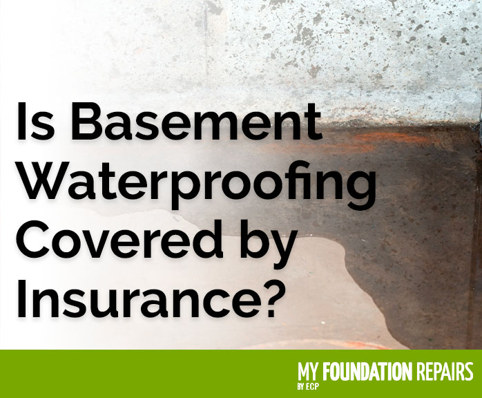 Is Basement Waterproofing Covered by Insurance?